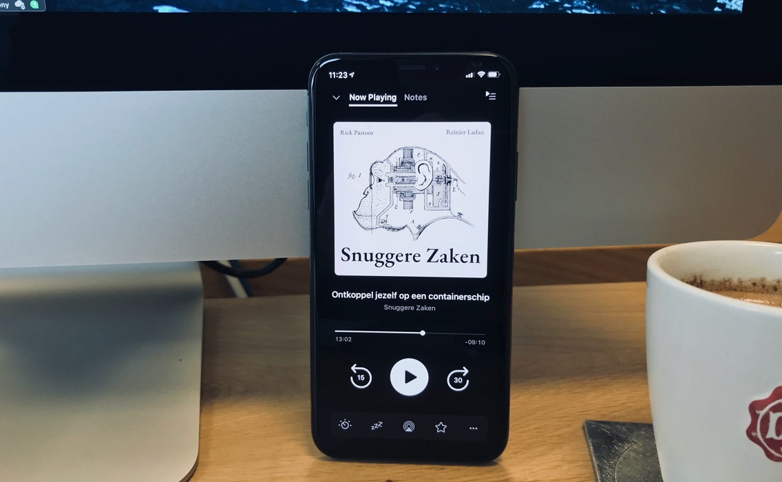 Snuggere Zaken podcast